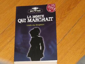 --L.J.SINGLETON**. LA MORTE QUI  MARCHAIT / littérature