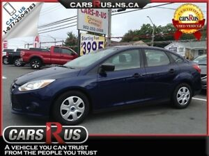 2012 Ford Focus S.....Includes 4 FREE winter tires!!