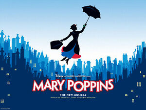 Saturday - Nov 20: Mary Poppins at Lower Ossington Theatre