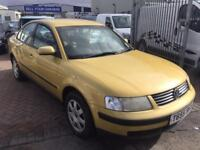 1999 V REG Volkswagen Passat 1.8 20v Turbo ( a/c ) Sport