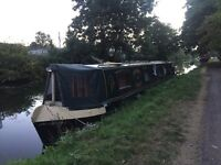 Looking for a rent to buy narrow boat