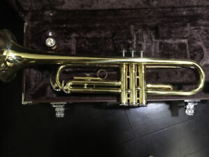 Good Condition Brass Trumpet For Sale!