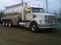 Hiring experienced class one fluid hauler