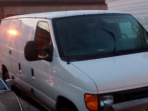 2007 Ford E-Series Van e350 , Van