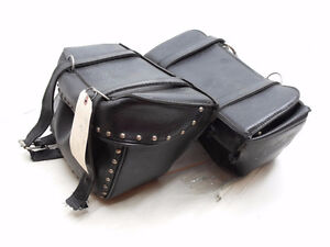 Used VN800 Saddlebags