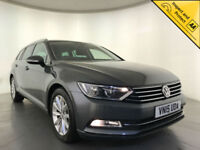 2015 VOLKSWAGEN PASSAT SE BUSINESS TDI BLUEMOTION ESTATE 1 OWNER SERVICE HISTORY