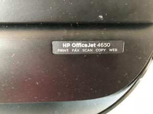 Imprimante tout en un HP Office jet 465»