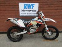 KTM EXC 350 SIX DAYS, 2015 MODEL, VGC, ONLY 1 OWNER 1,816 MILES & 78 HOURS