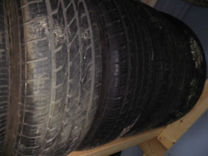 All Season Tires, Used, Sulus,