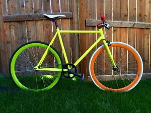 Fixie Single Speed