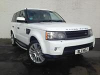Land Rover Range Rover Sport 3.0 TD V6 Automatic 2011 HSE Diesel White