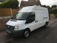 Ford Transit 2.4TDCi Duratorq ( 100PS ) 350L 2009.25MY 350 LWB high top