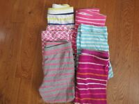 6 Pairs of Baby Gap and Old Navy Size 4 pants