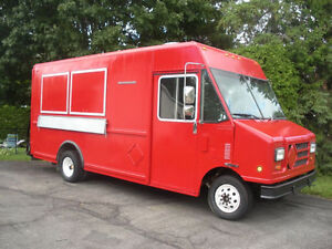 FOOD TRUCK * BUILD TO SUIT *