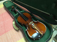 Violin 1/4 size, Chinese construction #G7
