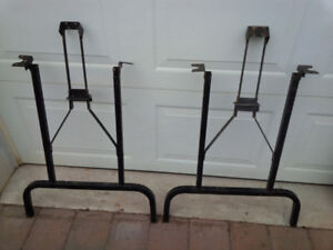 Folding table legs Call or Text 705-440-9159