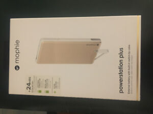 Mophie 6000mah Portable Charger Brand New in Box