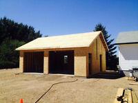 Thinking about building a garage?