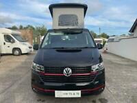Volkswagen T6.1 Campervan Highline - Revolution Ricos - Pure Black Campervan