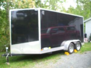2018 cargo trailer