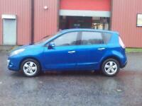 2011 Renault Scenic DYNAMIQUE TOMTOM DCI MPV Diesel Manual