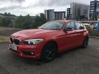 2015 BMW 1 SERIES 116D ED PLUS HATCHBACK DIESEL