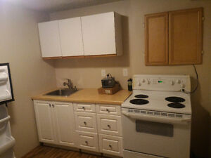 1 bedroom suite utilities, internet included