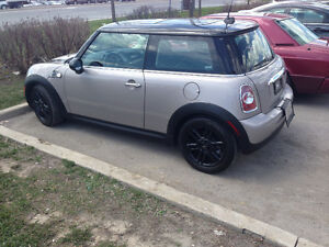 2013 MINI Mini Cooper Baker street Coupe (2 door)