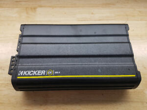 Kicker cx 300.4 Car Amp