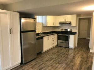 Newly 1BD+1Bath W/O Legal Basement For Rent Clarington | March