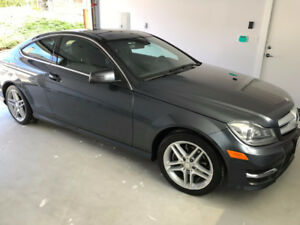 2013 Mercedes-Benz C250 Coupe only 49km