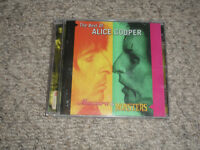 Alice Cooper - Mascara & Monsters   The Best Of...cd