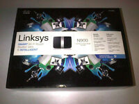 Linksys Smart Wi-Fi N900 Dual Band Gigabit Router Cisco