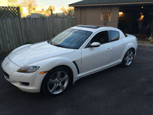 PERFECT SUMMER CAR – 2005 MAZDA RX8 – GREAT DEAL!!!