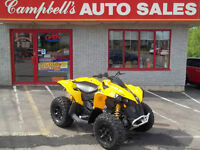 SOLD!!! 2014 CAN-AM RENEGADE 1000  WARRANTY REMANNING!!!
