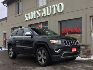 2016 Jeep Grand Cherokee 4WD 4dr