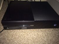 Xbox one with games !!!! GREAT OFFER will swap