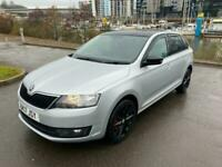 2017 Skoda Rapid SPACEBACK SE SPORT TDI Hatchback Diesel Manual
