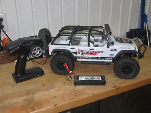 Axial SCX10 Jeep® Wrangler Unlimited C/R Edition