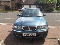 Rover 45 (51 Plate)