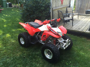 Honda trx250ex like brand new