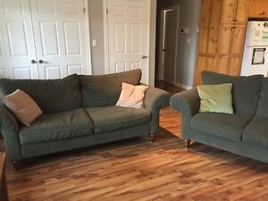 Couch and Love seat $200