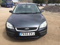 Ford Focus 1.6 Ghia 5 DOOR - 2005 55-REG - FULL 12 MONTHS MOT