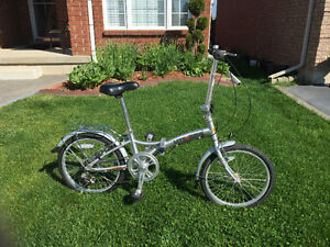 Brand New Lite Ride Folding Bike