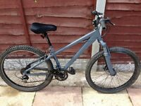 MENS 20 INCH DOWNHILL DISC BRAKE SUSPENSION MOUNTAIN BIKE 21 SPEED SMETHWICK £45