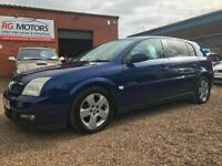 2004 Vauxhall/Opel Signum 2.2 DTi 16v Elegance, Blue, **ANY PX WELCOME**