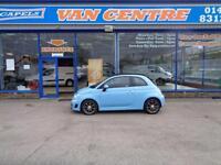 2012 ABARTH/FIAT 500 ABARTH ... NO VAT .... CONVERTIBLE PETROL