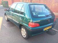 Peugeot 106 1999 for sale.