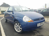 Ford Ka 1.3 2006MY Zetec Climate, Ideal Car For New Drivers.
