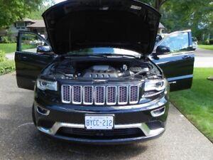 "2015 Jeep Grand Cherokee SUMMIT ""Like New"""